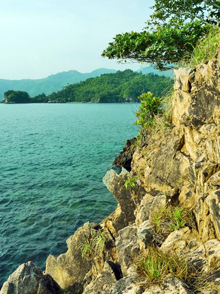 Laguna Pulau Kelapa, Kiluan