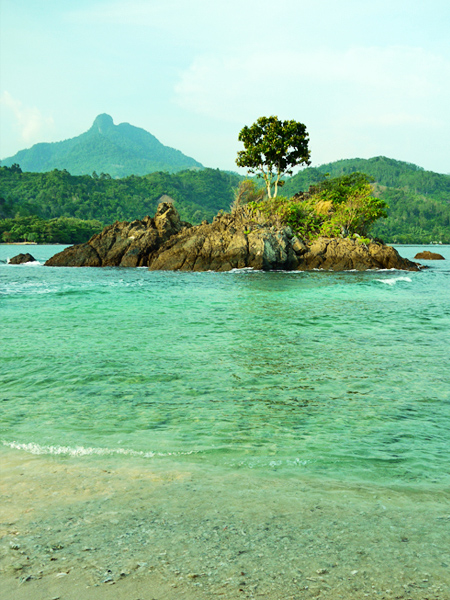 Sisi Utara Pulau Kelapa 1