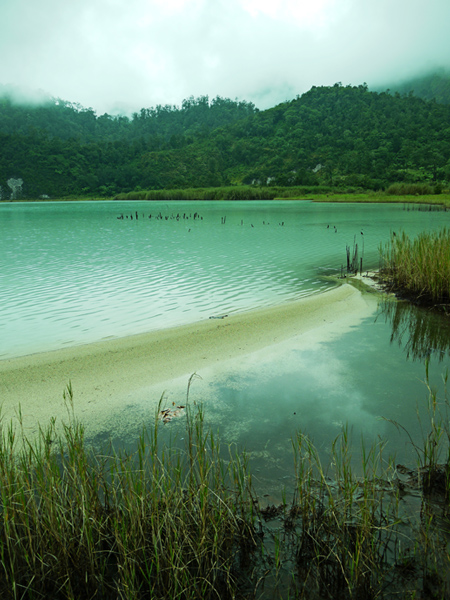 Telaga Bodas - Lake Beach