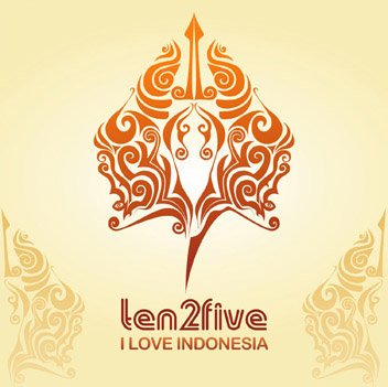 "Ten2Five - ""I Love Indonesia"" Cover Album"