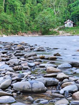 Tangkahan - Buluh River, Batang Serangan