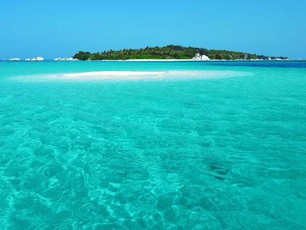 Belitung Island - Sand island (pulau Pasir)