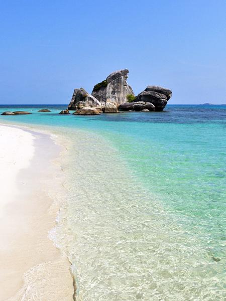 Belitung Island - Pulau Burung (Bird island)