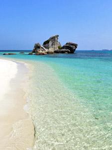 Pantai Pulau Burung