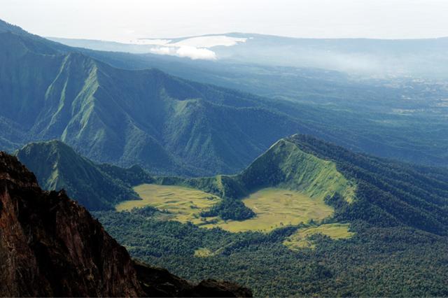 Rinjani National Park - View From Anjani Peak