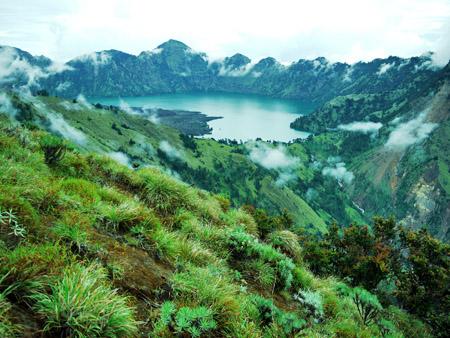 Foto diambil secara landscape