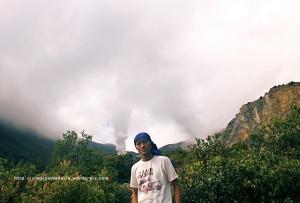 Penduduk Asli Gunung Papandayan