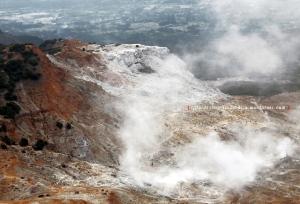 Kawah Gunung Papandayan