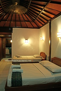 Argasoka Bungalows - Family Superior Room