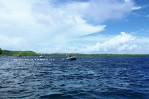 Area snorkeling Gamat Wall