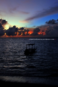 Sunset Dari Tarci Bungalows