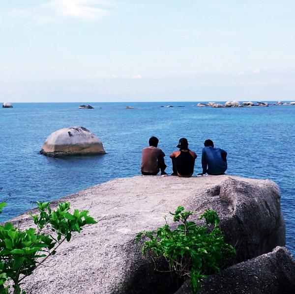 Three 'Galau' Boys