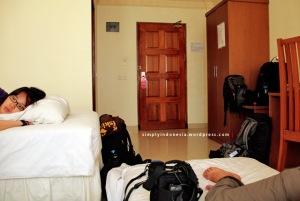 Kamar Hotel JE Meridien Sorong 1
