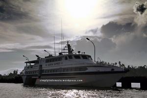 Kapal Cepat MV Marina Express 6