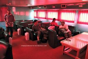 Interior Kapal Cepat MV Marina Express 6