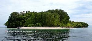 Menjelang Pulau Pasir Timbul