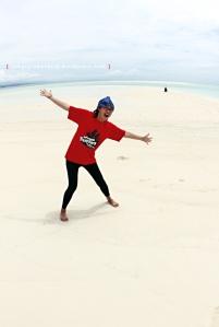 Pulau Pasir Timbul 5