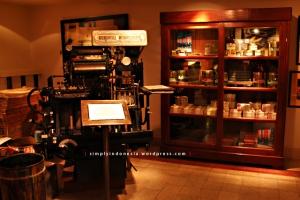 Peralatan Cetak Kemasan Rokok Dji Sam Soe