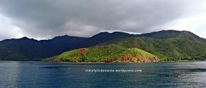 Menjelang Pulau Kawe 1