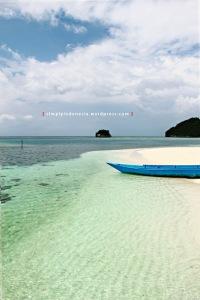 Pantai Pulau Kawe 1