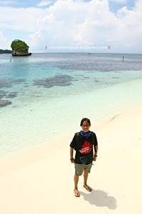 Pantai Pulau Kawe 2