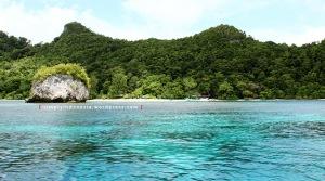 Pantai Pulau Kawe 3