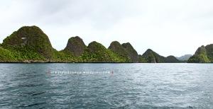 Kepulauan Wayag 1