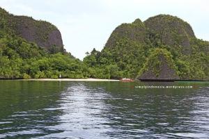 Kepulauan Wayag 3