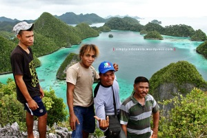 Guide Pulau Wayag
