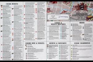 Peta Surabaya Heritage Track - Belakang