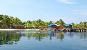 Dermaga Kampung Wisata Arborek 3