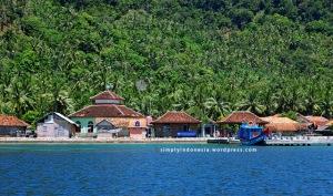 Dermaga Pulau Pahawang Besar