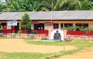 Bangunan Sekolah Dusun Suak Buah