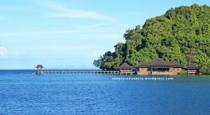 Pulau Pahawang Kecil 1