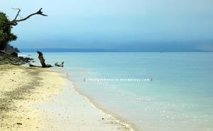 Pantai pasir Pahawang 1