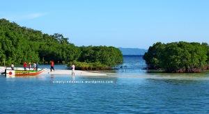 Pulau Pahawang Kecil 3