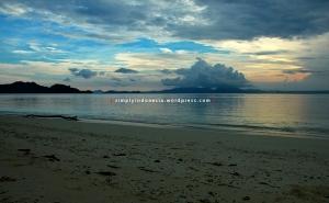 Pantai Pasir Pulau Pahawang 1