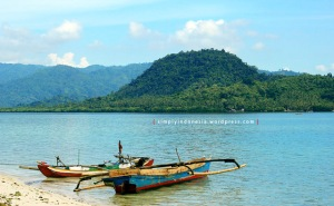 Pantai Pasir Pulau Pahawang 5