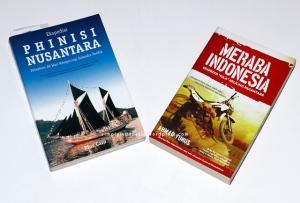 Buku Phinisi Nusantara dan Meraba Indonesia