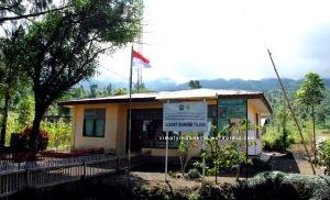 Kantor Pengelola Lokasi Wisata Resort Gunung Tujuh