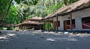 Halaman depan Alam Kotok Island Resort