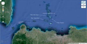 Peta Pulau Kotok