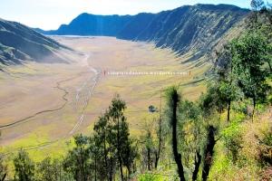 View Kaldera Tengger dari Bantengan 2View Kaldera Tengger dari Bantengan 2