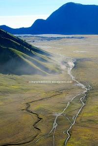 View Kaldera Tengger dari Bantengan 3