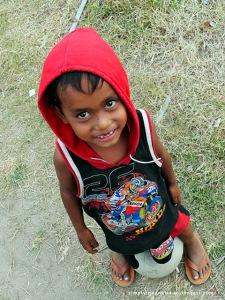 Ahdi, anak Desa Sawarna sang pecinta sepakbola