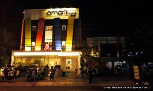Baru Tiba di Amaris Hotel, Jogja