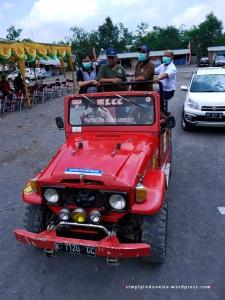 hardtop 4x4WD sewaan