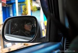 Menye-menye di jalan, juga bisa menghilangkan stress lho