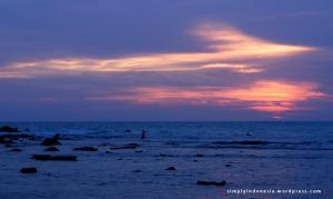 Penghujung Matahari Senja