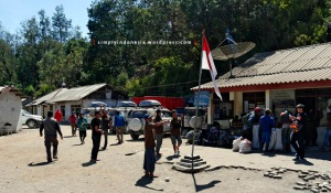 Pos Registrasi Pendakian Gunung Semeru, Ranu Pani